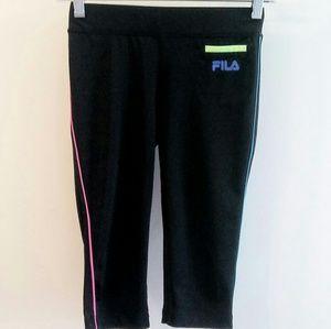 Fila Workout Shorts/Capris